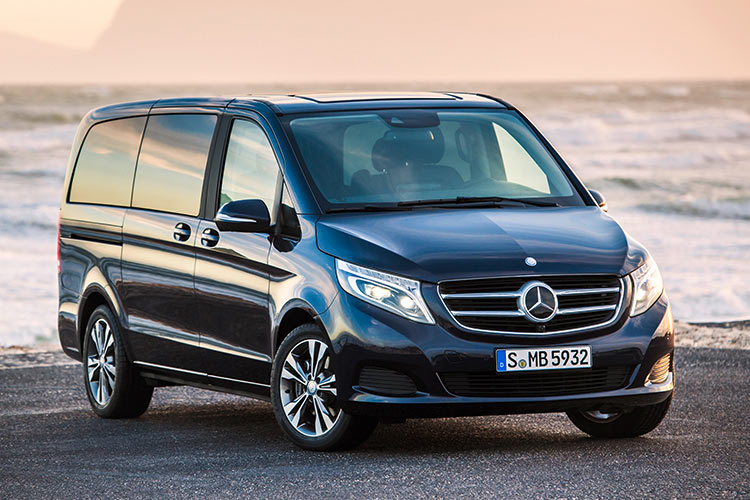 transfers in budva with luxury vehicles